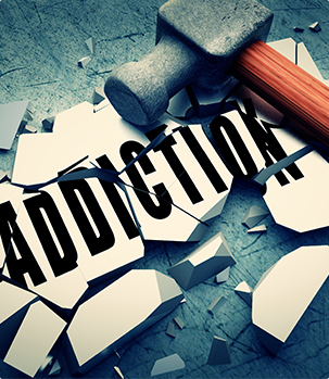 Therapy for addiction in london
